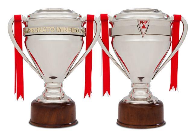 Novo troféu do Campeonato Mineiro