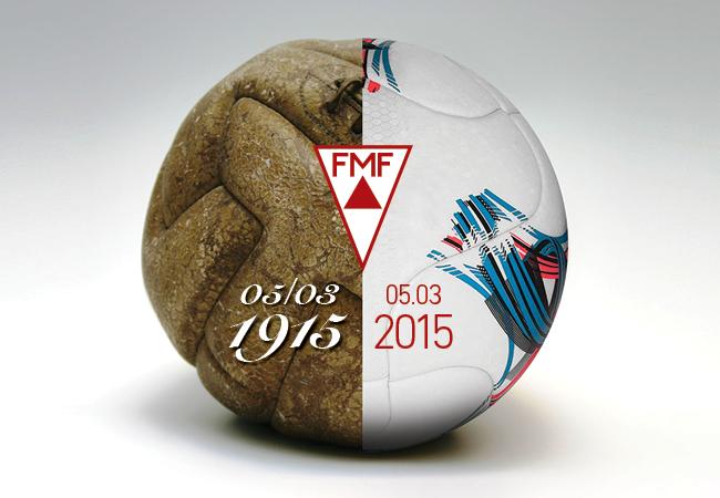 Federação Mineira de Futebol - 100 Anos