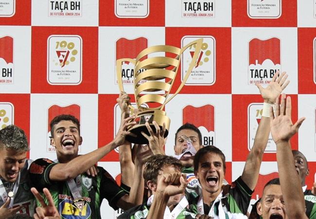 Taça BH: Sub-17, internacional e ainda mais forte