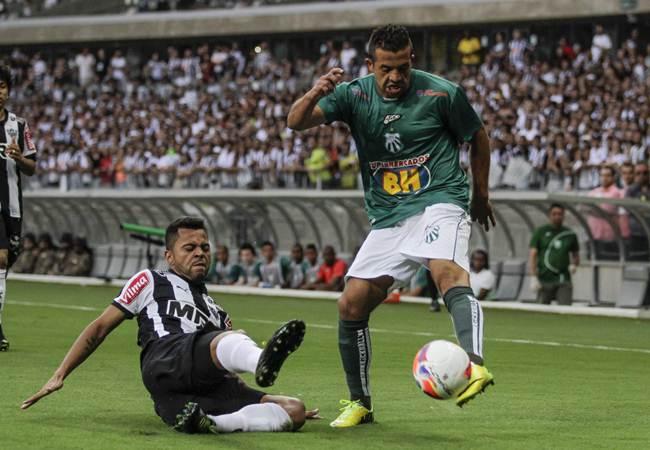 Atlético e Caldense empatam, por 0x0, no Mineirão