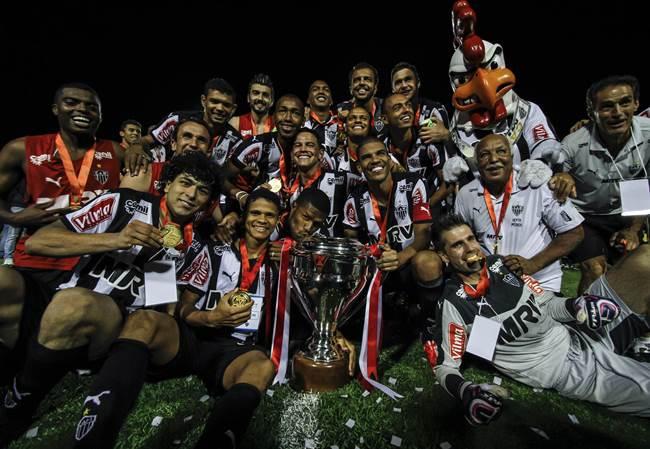Atlético derrota Caldense e é campeão Estadual
