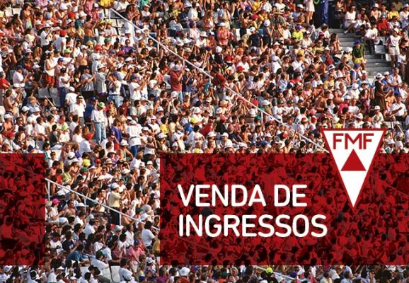 Venda de ingressos para a partida América x Bahia