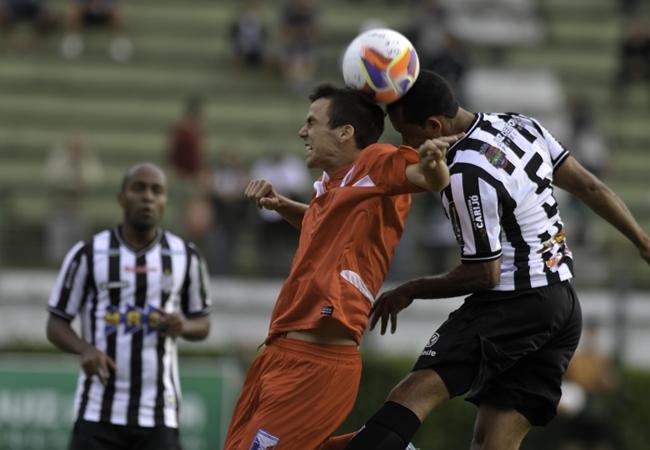 Tupi derrota Guaratinguetá e chega à segunda vitória