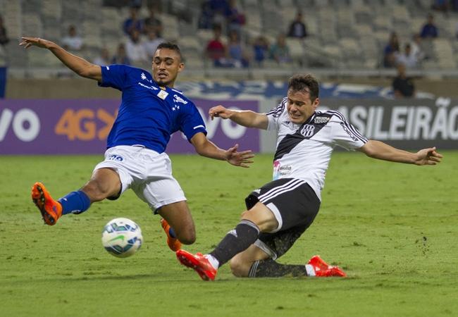 Série A: Cruzeiro e Ponte Preta empatam no Mineirão