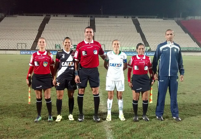 12328f9165094 Fonte  fmf.com.br América começa Brasileiro Feminino com pé direito