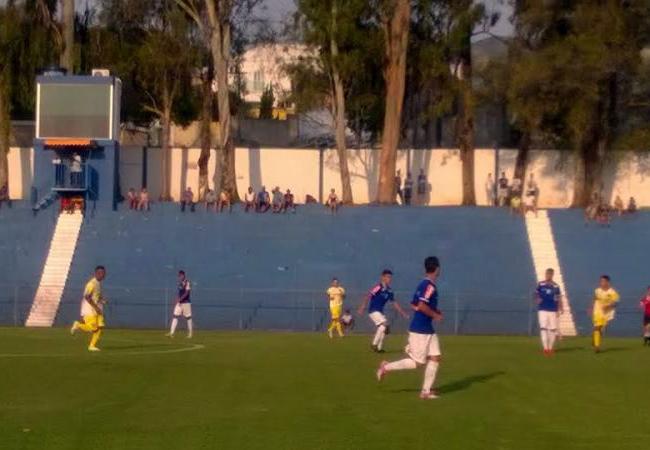 Mineiro Sub-20 - Cruzeiro assume ponta da tabela