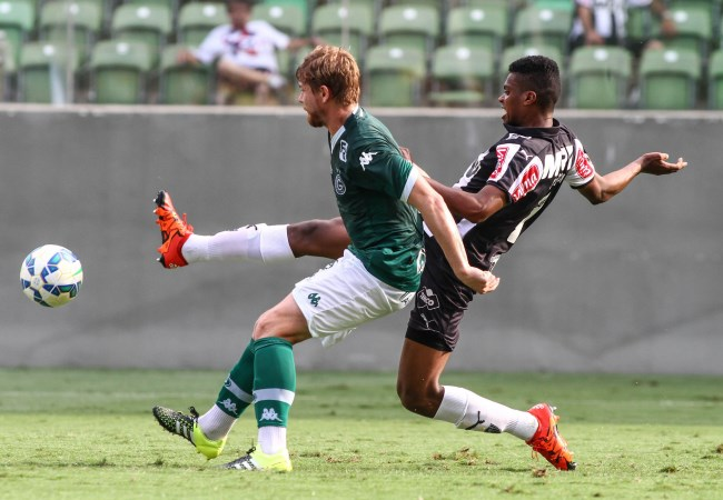 Atlético empata com Goiás na Arena Independência
