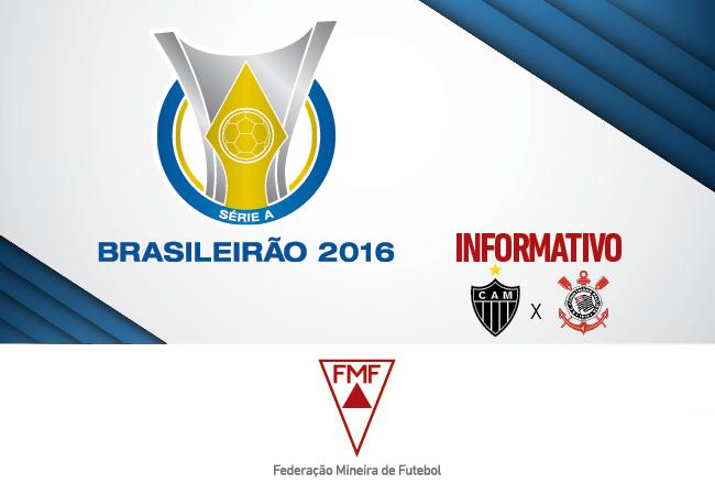 Serviços para Atlético x Corinthians