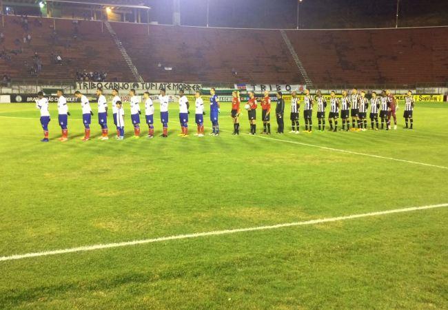Tupi vence Bahia por 2 a 1 em Juiz de Fora