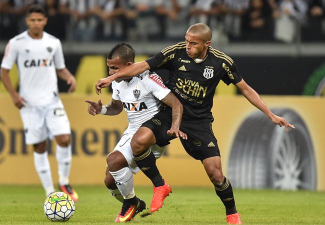 Pela Copa do Brasil, Atlético e Ponte empatam no Mineirão