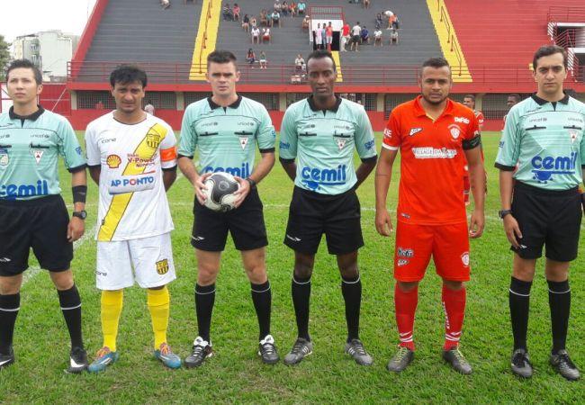 Betinense supera Valeriodoce pela Segunda Divisão Mineira