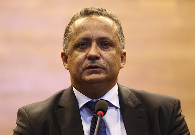 Alício Pena Júnior é o novo vice-presidente da Comissão de Arbitragem da CBF