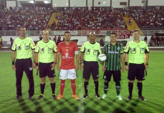 Boa supera Juventude e é finalista da Série C