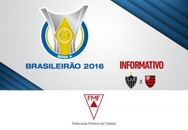 Serviços para Atlético x Flamengo