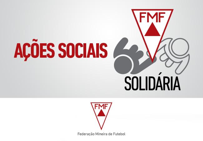 FMF doa bolas para instituição de caridade