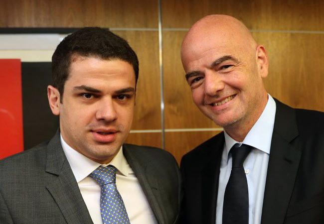Castellar Neto assume cargo na FIFA