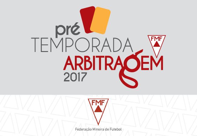 Arbitragem começa treinamentos para temporada 2017