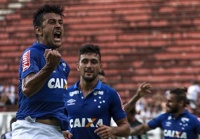 Cruzeiro goleia Tupi; Tombense e Tricordiano empatam