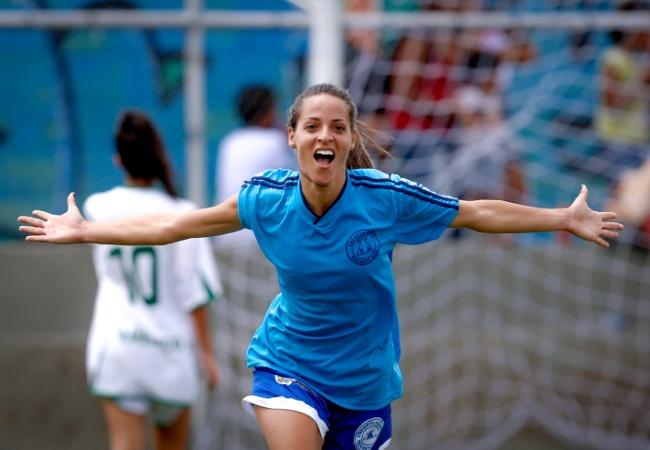 Começou a Copa BH de Futebol Feminino