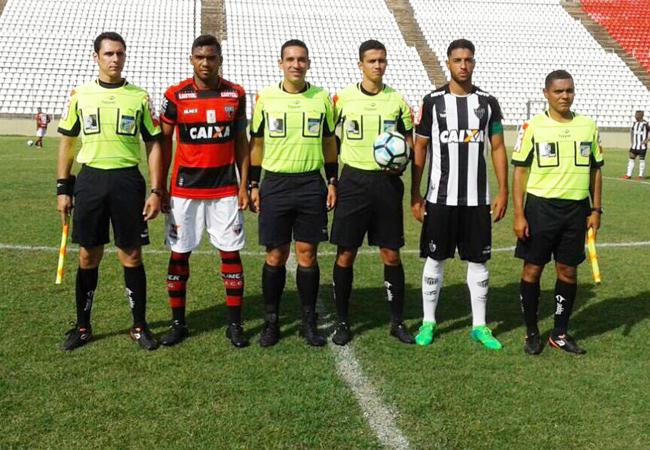 Atlético vence e segue na Copa do Brasil Sub-20