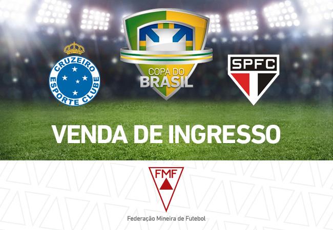 Serviços para Cruzeiro x São Paulo