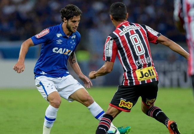 Cruzeiro passa pelo São Paulo e avança na Copa do Brasil