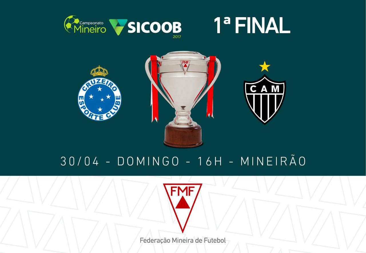 Venda de ingressos e serviços para Cruzeiro x Atlético