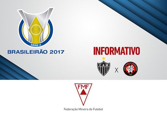 Serviços para Atlético x Atlético-PR