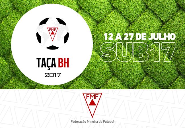 DCO divulga tabela de jogos da Taça BH Sub-17