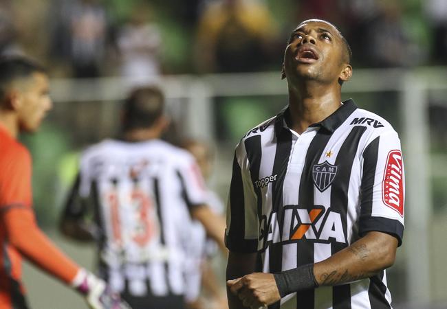Atlético e Cruzeiro tropeçam pelo Brasileirão