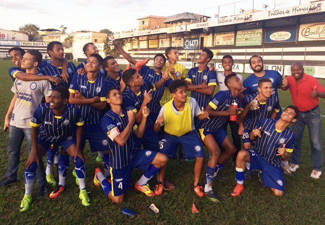 Jogos do Sub-20 agitaram o fim de semana em Minas