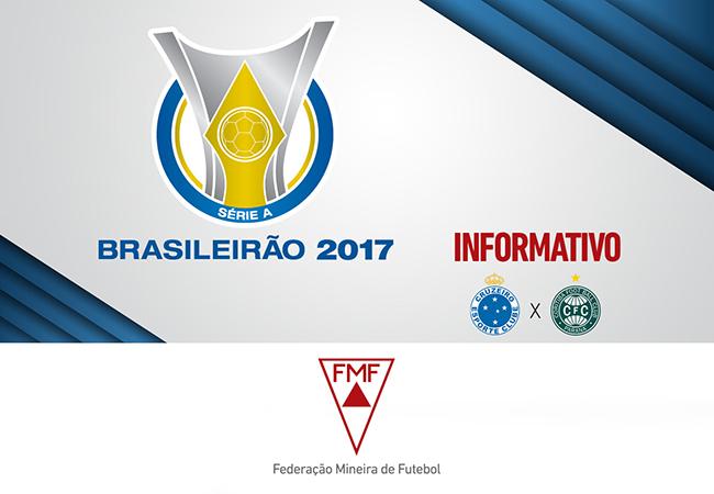 Serviços para Cruzeiro x Coritiba
