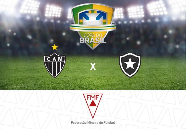 Serviços para Atlético x Botafogo