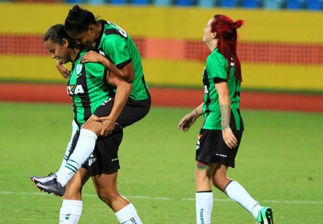 América briga por classificação no Brasileiro Feminino