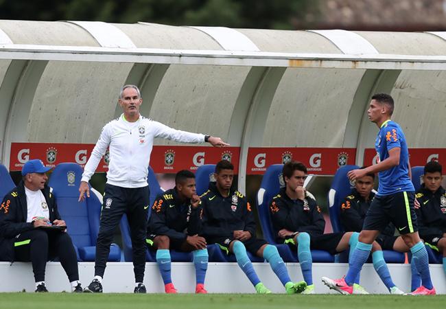 Comissão da Seleção Sub-17 acompanhará Taça BH