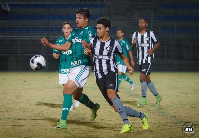 Taça BH - Palmeiras e Flamengo avançam nas penalidades