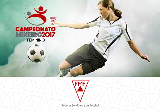 Edital de participação - Campeonato Mineiro Feminino 2017