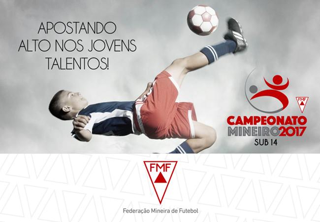 Edital de participação - Campeonato Mineiro Sub14