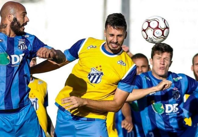 URT tem jogo decisivo para acesso à Série C