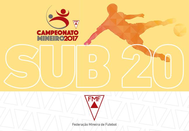 Definidos os classificados do Mineiro Sub-20