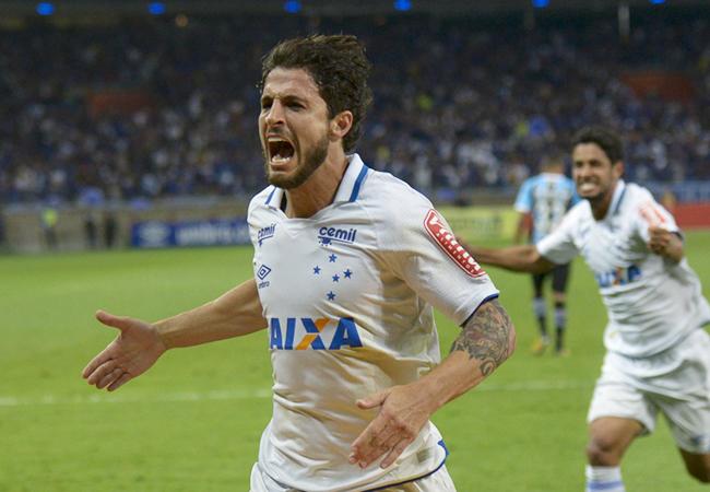 Cruzeiro supera Grêmio e é finalista da Copa do Brasil