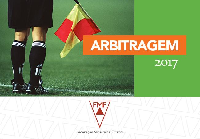 Inscrições abertas para curso de árbitros da FMF