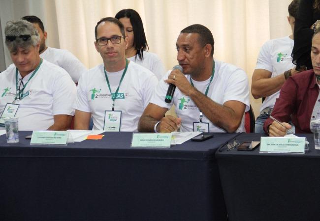 Congresso capacita Ligas Municipais