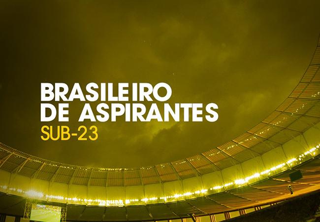 Atlético e Cruzeiro participam do Brasileiro Sub-23
