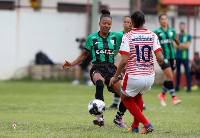 América vence a primeira na decisão do estadual feminino