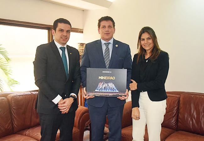 FMF e Mineirão vão à CONMEBOL por final em BH