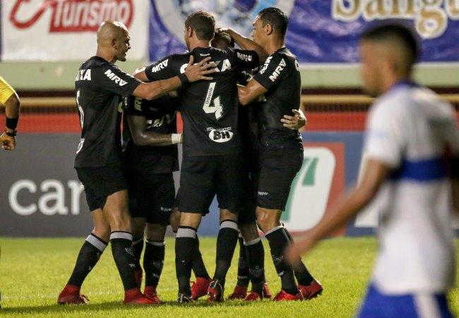 Atlético avança na Copa do Brasil