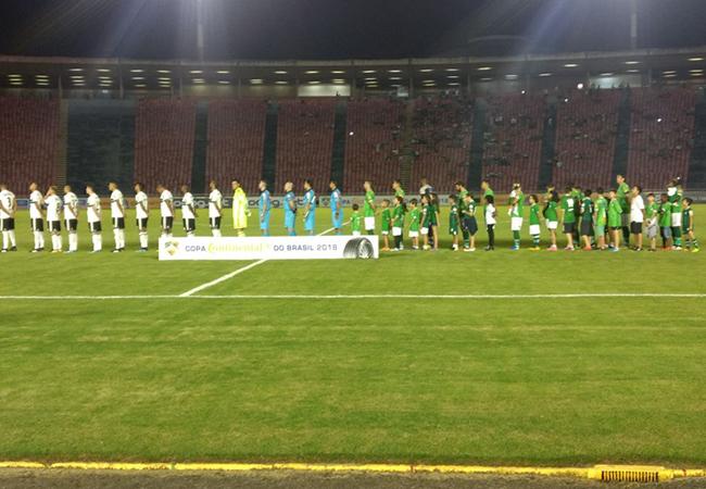 Uberlândia perde em casa e dá adeus à Copa do Brasil