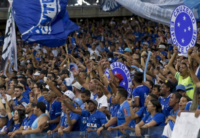 Cruzeiro x Patrocinense - Mineirão