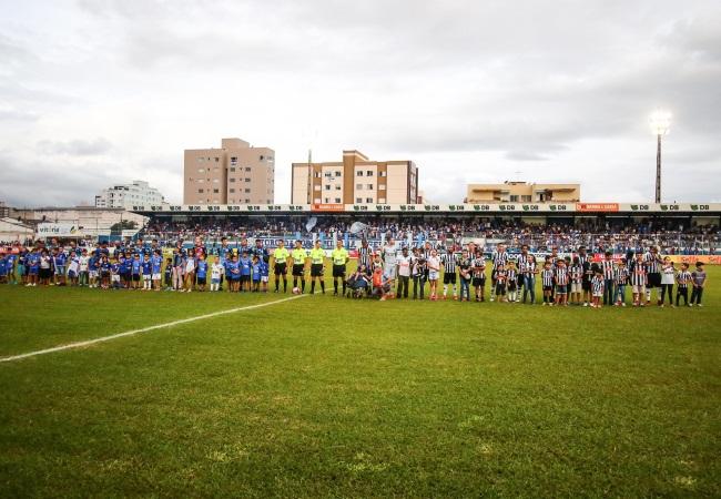 Atlético x URT - Independência
